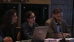 Jean-Dominique Mellot et Nathalie Aguirre